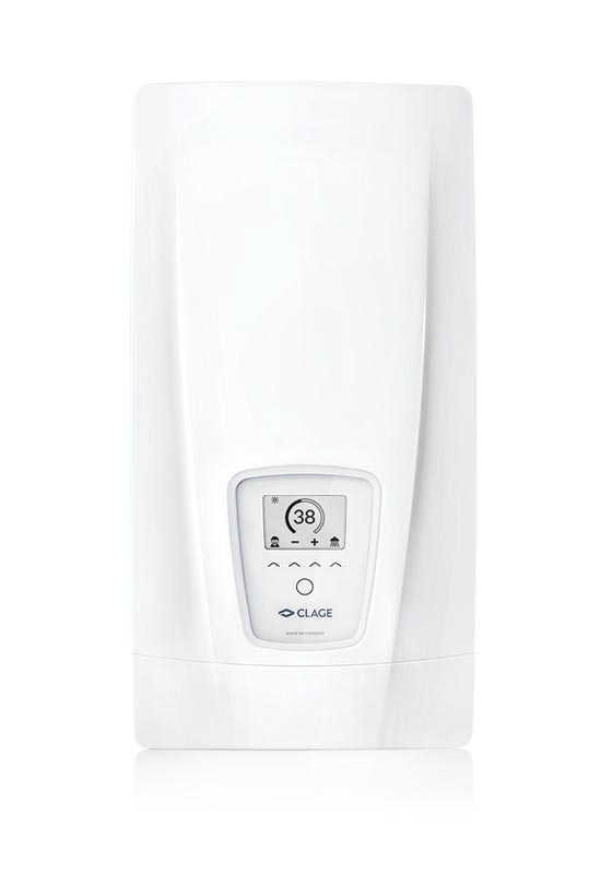 E-comfort instant water heater DEX 12 Next