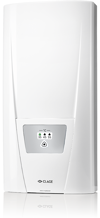 E-comfort instant water heater DLX