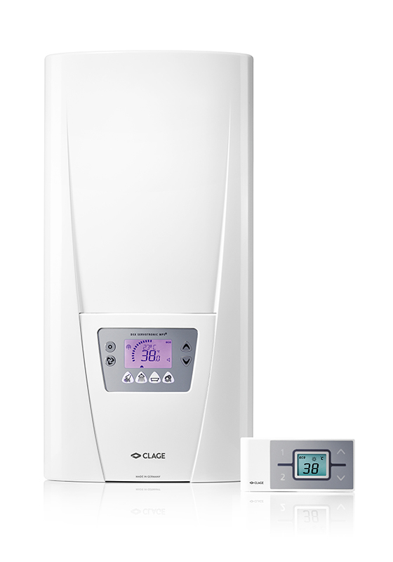 E-comfort instant water heater DSX