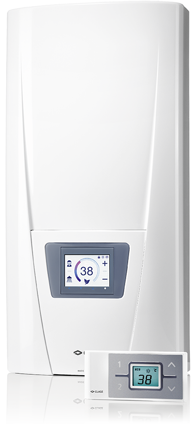 E-comfort instant water heater DSX Touch (Alt/EoL)