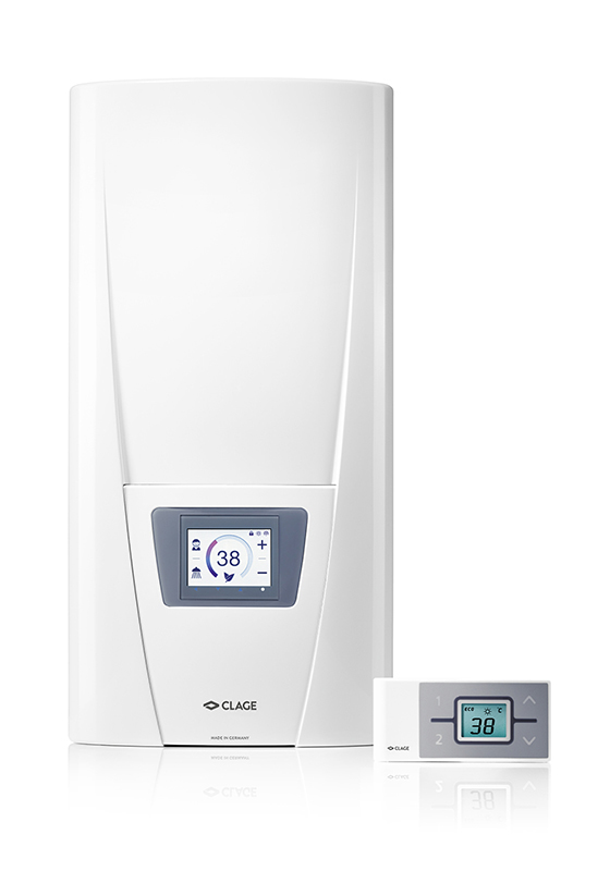 E-comfort instant water heater DSX Touch (End of Life)