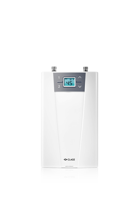 E-compact instant water heater CEX 7-U